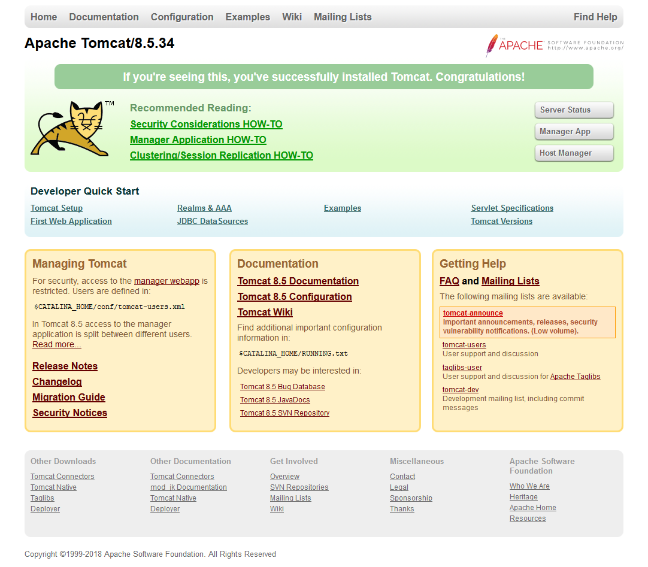 apache tomcat 8 exe file download